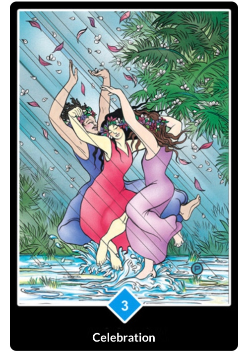 Osho Tarot Celebration
